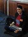 Kylie Sturgess, World Skeptics Congress 2012.jpg