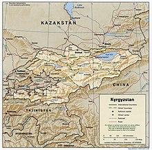 Қырғыздар — Уикипедия, Қазақша Ашық Энциклопедия