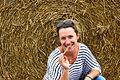 L'écrivain Anne-Laure Bondoux.jpg