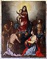 L'empoli o francesco curradi, copia della pala di gambassi da andrea del sarto, 1580-82, 02.jpg