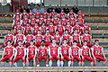 Lübeck Cougars Team 2009.jpg