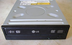 SuperDrive - LG Super Multi recorder