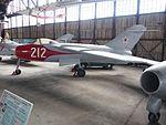 La-15 at Central Air Force Museum Monino pic2.JPG