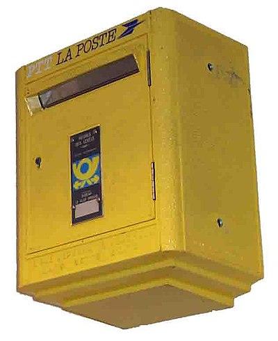 La Poste (Frankreich)