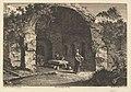 La Caffarella (ou Grotte d'Egerie) MET DP819841.jpg