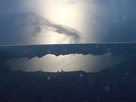 Lac de Hourtin vu d'avion.jpg