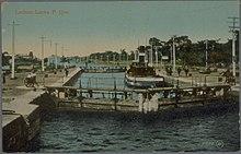 Serrature Lachine tra il 1903 e il 1920