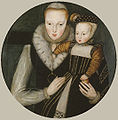 Lady Katherine Grey and her son Lord Edward Beauchamp.jpg