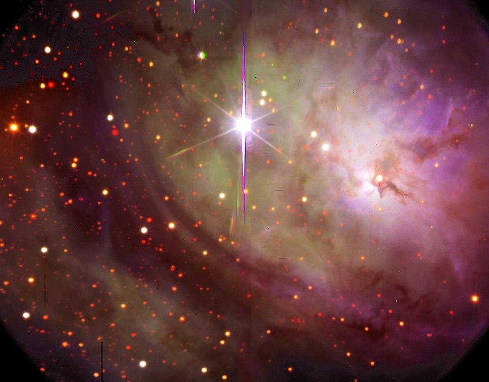 Lagoon nebula SALT