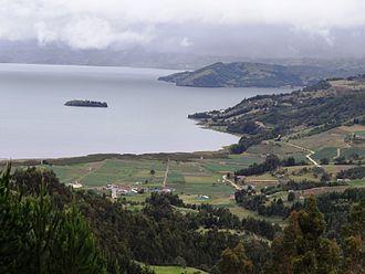 Monster of Lake Tota - Lake Tota