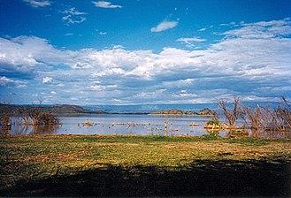 Lake Baringo - Image: Lake Baringo