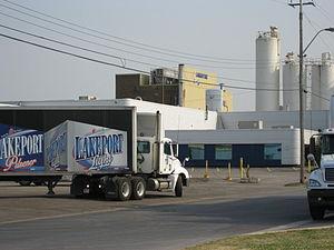 Burlington Street (Hamilton, Ontario) - Lakeport Brewing Company