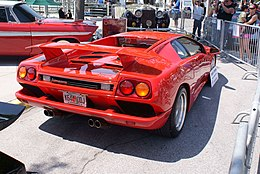 Lamborghini Diablo 1993 Dumb and Dumber RSideRear CECF 9April2011 (14577860666) (2).jpg
