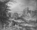 Landscape with a Water-mill - Nationalmuseum - 17374.tif