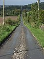Lane above Ogbourne St George - geograph.org.uk - 265668.jpg