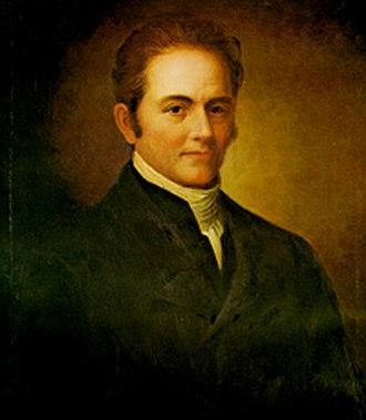 South Carolina's 1st congressional district - Image: Langdon Cheves