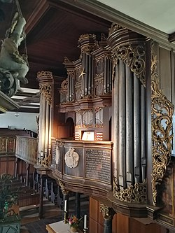 Langenhorn, St.-Laurentius-Kirche, Orgel (8).jpg