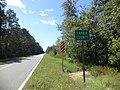 Lanier County border, GA135SB.JPG
