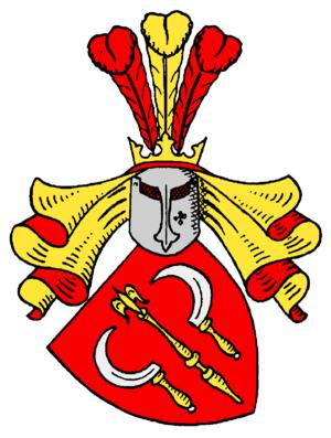 Heribert von Larisch - Coat of arms of the Larisch family