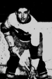 Larry Thibeault Canadian ice hockey player