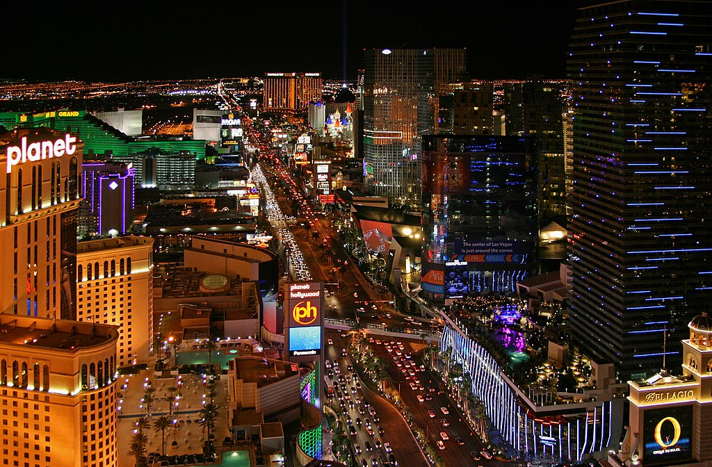 Filelas Vegas Strip At Night 2012 Jpg Wikimedia Commons