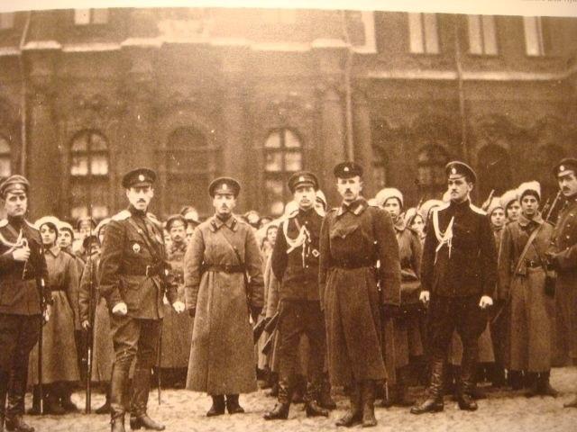 Last guards of winter palace women batallion of death