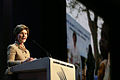 Laura Bush announces partnership with Case Foundation.jpg