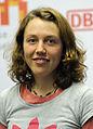 Laura Dahlmeier bei der Olympia-Einkleidung Erding 2014 (Martin Rulsch) 05.jpg