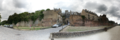 Le mans-Cité Plantagenêt, Enceinte gallo-romaine-rue des pans de gorron fused.png
