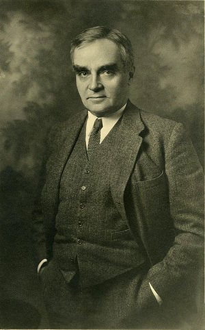 Judge Learned Hand, circa 1910.