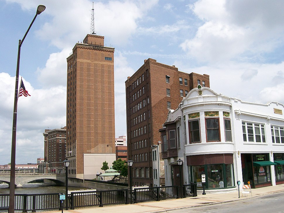 Leland Tower from Galena