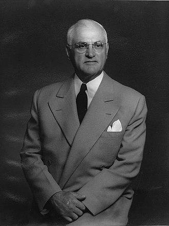 Léo Dandurand - Dandurand in 1949.