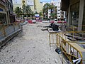 Les rues de calpe en chantier juin 2011 - panoramio.jpg
