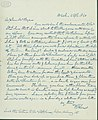 Letter signed R.E. Lee to Henry Kayser, April 11, 1840.jpg