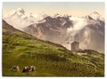Leukerbad, Torrenthorn, Valais, Alps of, Switzerland-LCCN2001703304.tif