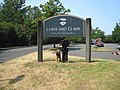 Lewis and Clark State Recreation Site; Entrance Sign (3224120100).jpg