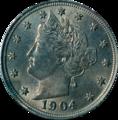 Liberty Head Nickel Obverse.png