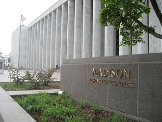 James Madison Memorial Building - Madison Building