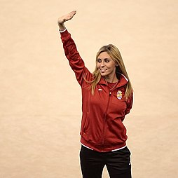 Lidia Redondo (gimnasta) - Wikipedia, la enciclopedia libre