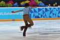 Lillehammer 2016 - Figure Skating Men Short Program - Yunda Lu 8.jpg