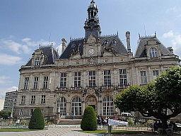 Limoges' rådhus
