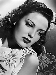 linda darnell measurements