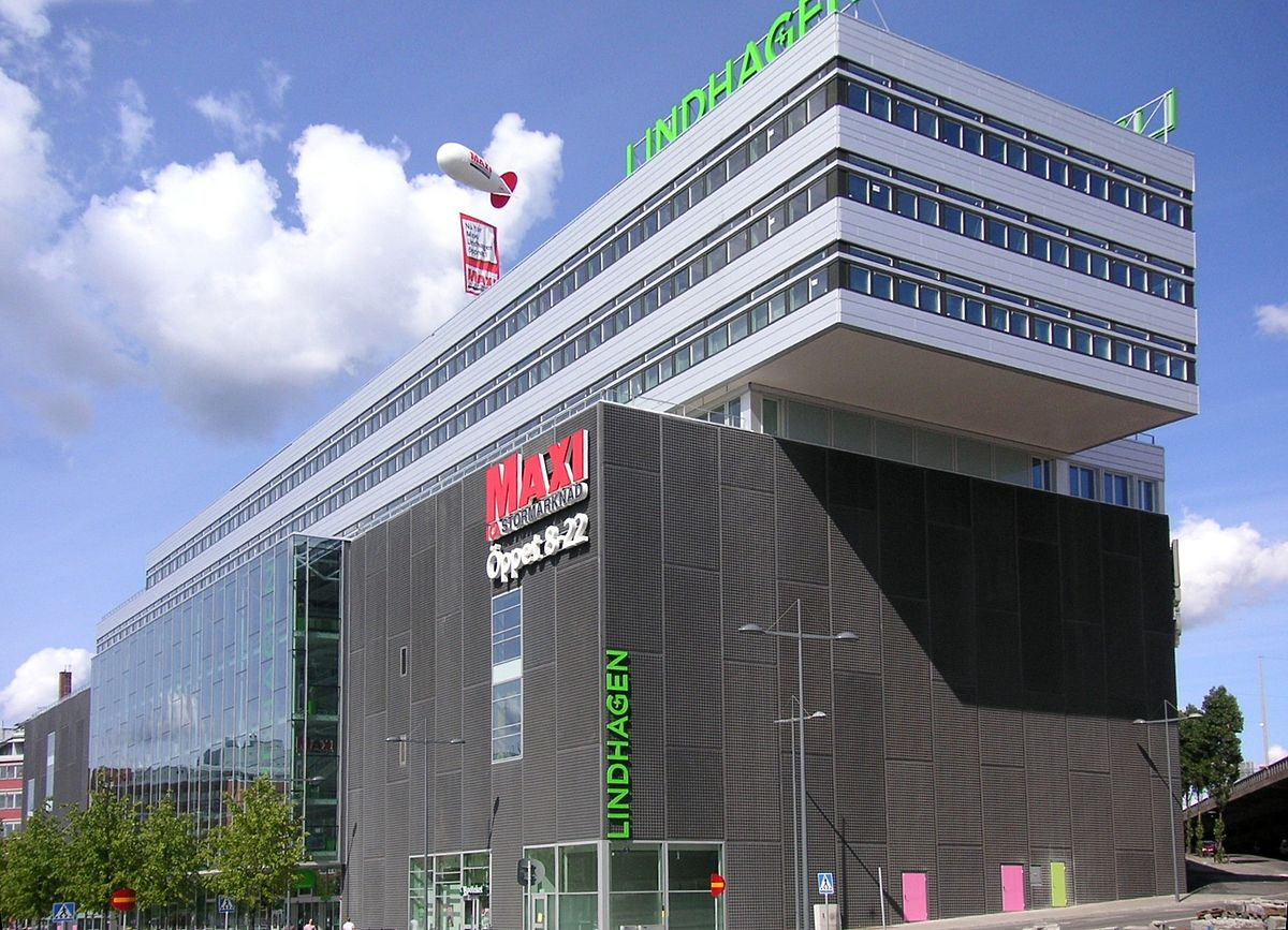 ica maxi stormarknad lindhagen stockholm