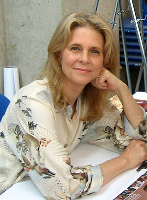Lindsay Wagner - Wagner at San Diego Comic-Con 2008