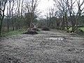 Line of Castleman Railway, Wimborne - geograph.org.uk - 1779159.jpg