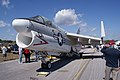 Ling-Temco-Vought A-7A Corsair II BuNo 153135 LSideFront TICO 13March2010 (14598825852).jpg