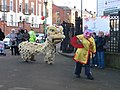 Lion Dance for Chinese New Year - geograph.org.uk - 1137742.jpg