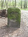 Lippisch-Paderborner-Rietberger Grenzstein Nr. 1-Rietberger Seite.jpg