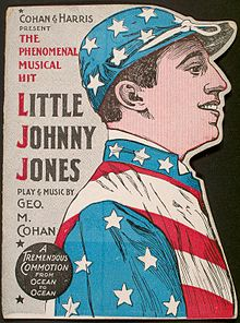 Image result for little johnny jones musical
