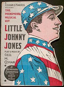 Image result for little johnny jones musical